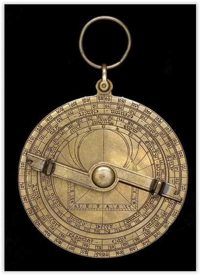 Dos d'astrolabe