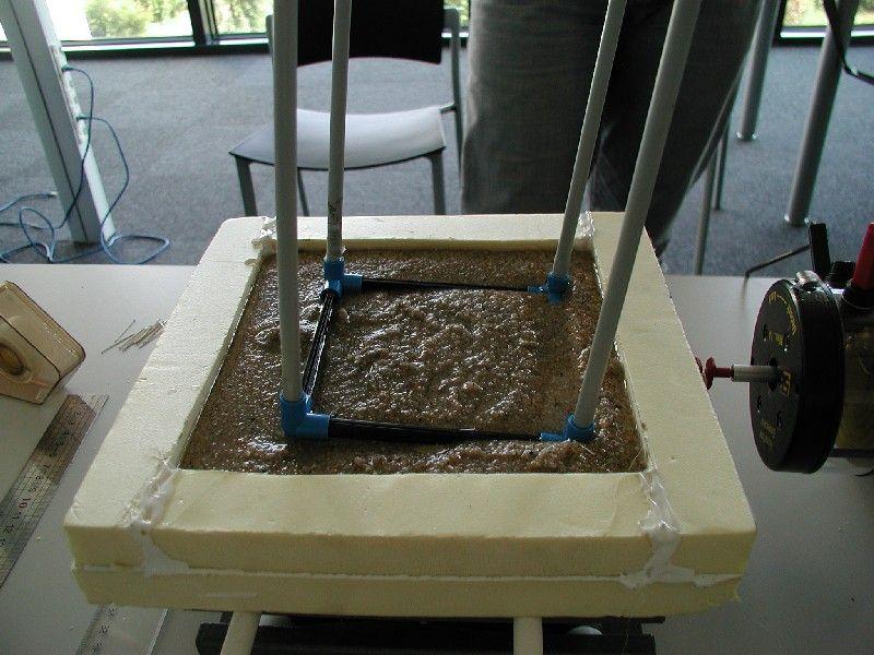 Liquéfaction du sol