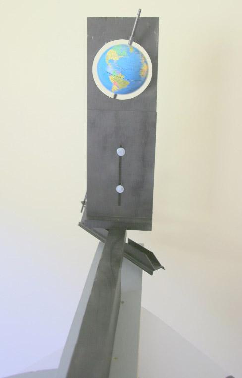 Planchette amovible remplaçant la lumière du Soleil