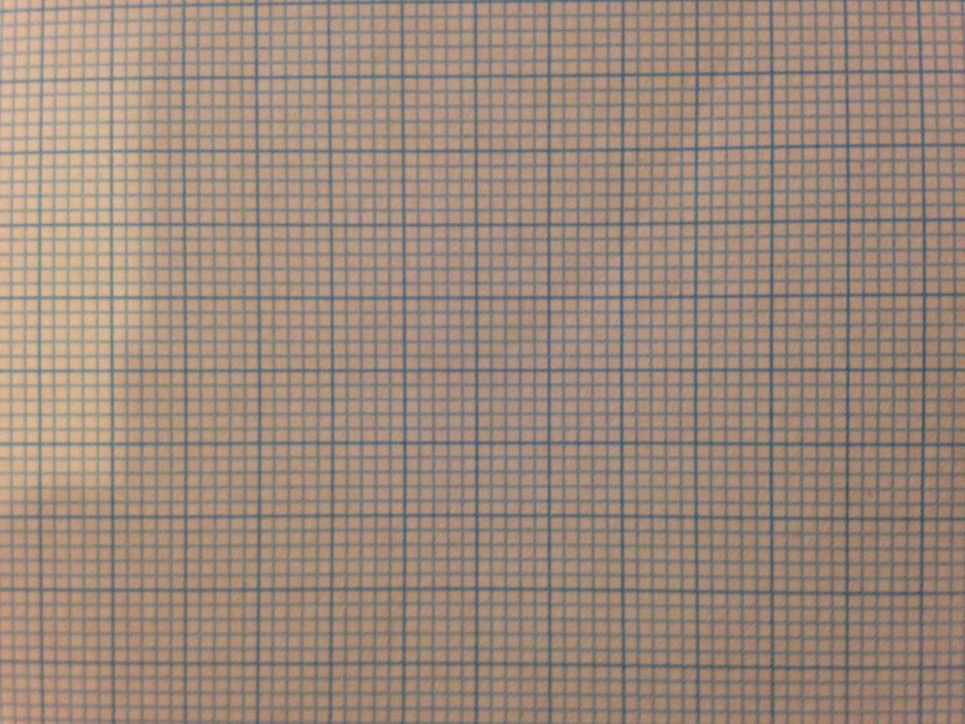 Image du papier millimétré: