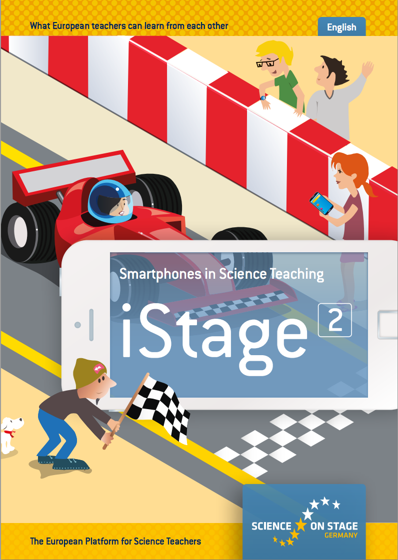 "Le livret ""Smartphones in Science teaching"""