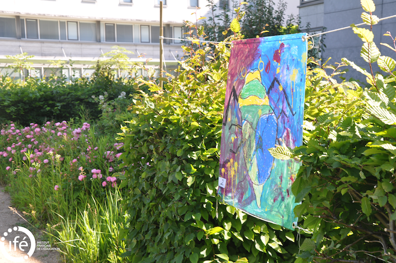 Peinture du Jardin