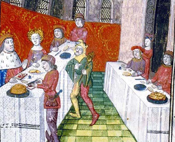 Roman de Lancelot en prose, France, XVème sciècle.