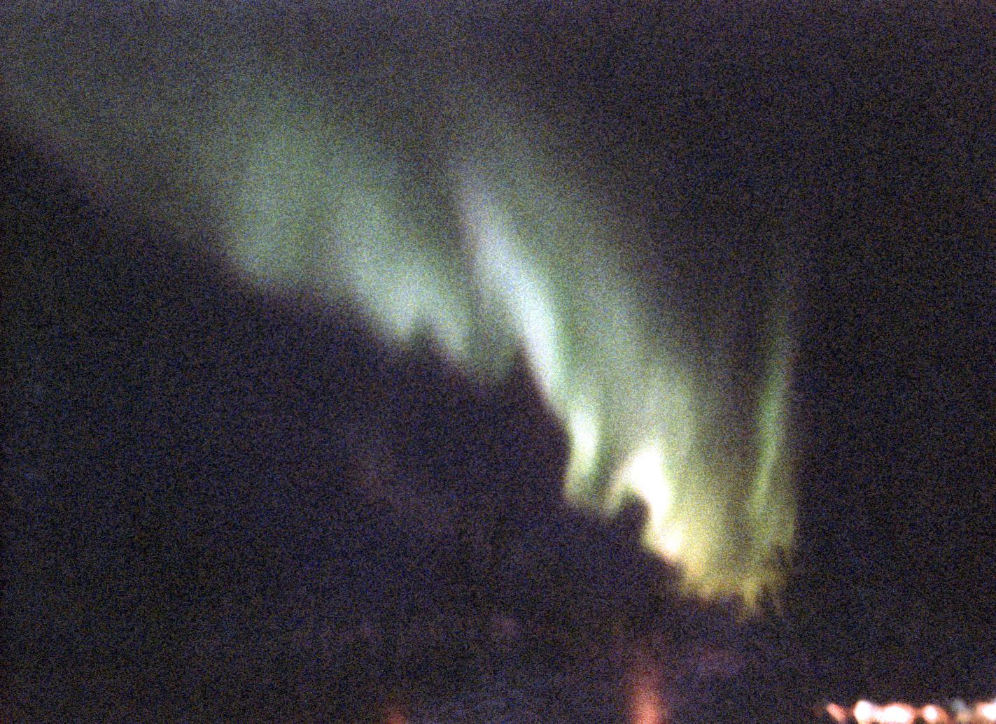 Aurora in Tromso Nov1995_3
