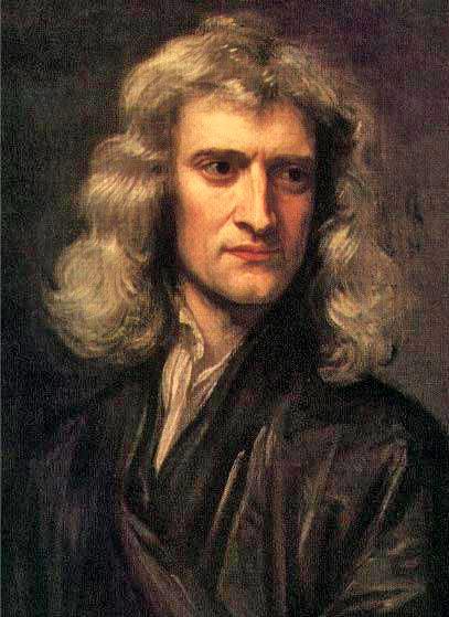 Isaac Newton (1642-1724)
